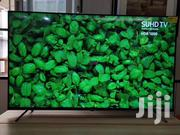 Samsung Smart Suhd Quantum Dot Qled Tv 55 Inches | TV & DVD Equipment for sale in Central Region, Kampala