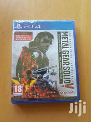 Metal Gear Definitive Experience Phantom Pain And Ground Zero PS4 | Video Game Consoles for sale in Central Region, Kampala
