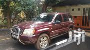 Jeep Grand Cherokee 2001 Red | Cars for sale in Central Region, Kampala