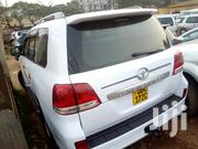Toyota Land Cruiser 2010 White   Cars for sale in Central Region, Kampala