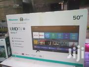 Hisense Uhd 4K Smart Tv 50 Inches | TV & DVD Equipment for sale in Central Region, Kampala