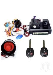 Universal Car Alarm Systems Remote Control 2 KEYS KEYLESS ENTRY SYSTEM | Vehicle Parts & Accessories for sale in Central Region, Kampala