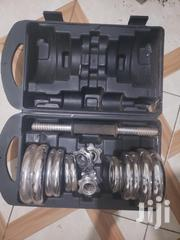 Dumbbells Complete Pack | Sports Equipment for sale in Central Region, Kampala