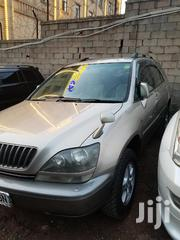 Toyota Harrier 2002 Gold | Cars for sale in Central Region, Kampala