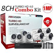 Hikvision 8 Channel CCTV Camera System With Installation | Security & Surveillance for sale in Central Region, Kampala