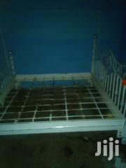 6*6 Metalic Bed For Sell | Furniture for sale in Central Region, Kampala
