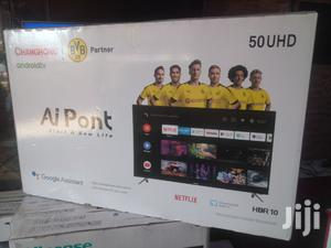 Changhong UHD 4k Android Tv 50 Inches