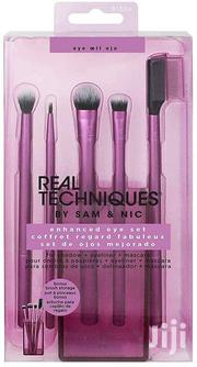 Real Techniques Enhanced Eye Shadow Makeup Brush Set | Health & Beauty Services for sale in Central Region, Kampala