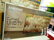 Brand New Samsung Smart 4K UHD Curved TV 55 Inches | TV & DVD Equipment for sale in Central Region, Kampala