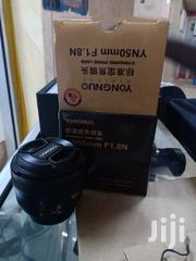 It's a 50mm Lens for Nikon | Photo & Video Cameras for sale in Central Region, Kampala