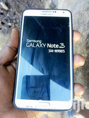 Samsung Galaxy Note 3 32 GB White | Mobile Phones for sale in Nothern Region, Arua