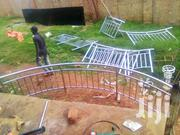 Stainless Hand Balcons   Building Materials for sale in Central Region, Kampala