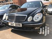 Mercedes-Benz E320 2004 Black | Cars for sale in Central Region, Kampala
