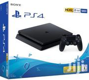 PS4 Slim 500GB Console - Black | Video Game Consoles for sale in Central Region, Kampala