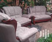 Flat Face Sofa For Order At Alow Price   Furniture for sale in Central Region, Wakiso