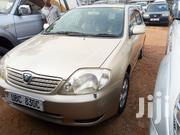 Toyota Allex 2002 Gold | Cars for sale in Central Region, Kampala