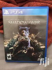 Middle Earth Shadow Of War PS4 | Video Game Consoles for sale in Central Region, Kampala