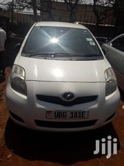 Toyota Vitz 2008 White | Cars for sale in Central Region, Kampala