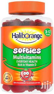 Haliborange Multivitamins Softies 60s 3-12 Years | Baby & Child Care for sale in Central Region, Kampala