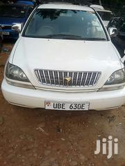 Toyota Harrier 2003 White | Cars for sale in Central Region, Kampala