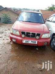 Subaru Forester 2001 Red   Cars for sale in Central Region, Kampala