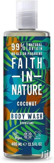 Faith in Nature, Coconut Body Wash, 400ml | Bath & Body for sale in Central Region, Kampala