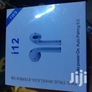 I12 Wireless Headset   Accessories for Mobile Phones & Tablets for sale in Central Region, Kampala
