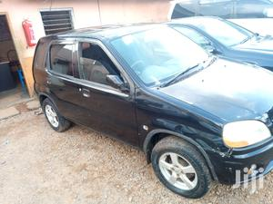 Suzuki Swift 2002 Black