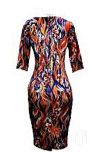 Body Hugging Dress With Pedal Arms | Clothing for sale in Central Region, Kampala