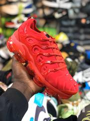 Classic Vapormx990 Red Black Green | Shoes for sale in Central Region, Kampala