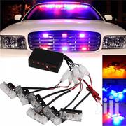 Car 18LED Red/Blue Yellow Blue Police Strobe Lights | Vehicle Parts & Accessories for sale in Central Region, Kampala