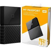 2TB My Passport Portable External Hard Drive USB 3.0 - Black | Computer Hardware for sale in Central Region, Kampala