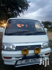 Toyota Super Custom,Parl White,With Sports Rims   Buses & Microbuses for sale in Eastern Region, Soroti