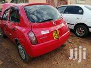 Nissan March 2001 Red | Cars for sale in Central Region, Kampala