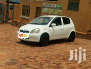 Toyota Vitz 1999 White | Cars for sale in Central Region, Kampala