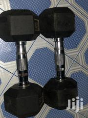 Barbell Weights 7.5kg Each Side | Sports Equipment for sale in Central Region, Kampala