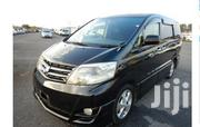 Toyota Alphard 2007 Black | Cars for sale in Central Region, Kampala