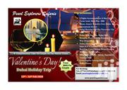 Valentine's Day Dubai Trip-2020 | Travel Agents & Tours for sale in Central Region, Kampala