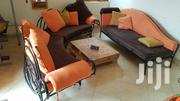 Metallic Sofa Set - Stylish And Long Lasting (In Kyanja) | Furniture for sale in Central Region, Kampala