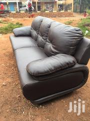 6 Seaters Leather Sofa Sets | Furniture for sale in Central Region, Kampala