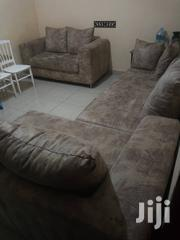 7seater L-shaped Firm Sofa Set | Furniture for sale in Central Region, Kampala