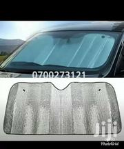 Aluminium Windscreen Protector Againstdurect Sun Light | Vehicle Parts & Accessories for sale in Western Region, Kisoro
