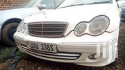 Mercedes-Benz C200 2002 White | Cars for sale in Central Region, Kampala