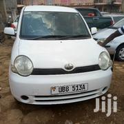 New Toyota Sienta 2002 White | Cars for sale in Central Region, Kampala