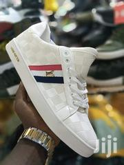Louis Vuitton White Sneakers | Shoes for sale in Central Region, Kampala