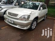 Toyota Harrier 1999 White   Cars for sale in Central Region, Kalangala