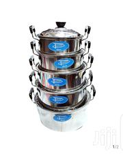 5set Serving Dish _Stainless Steel | Kitchen & Dining for sale in Central Region, Kampala