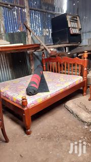 5 By 6 Bed And Mattress | Furniture for sale in Central Region, Kampala
