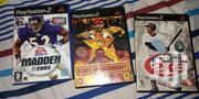 Nfl And Baseball For Ps2 | Video Games for sale in Central Region, Kampala
