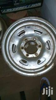TOYOTA Hilux Kangaroo Rim Tyres Size 15 Mint Condition Ex Japan | Vehicle Parts & Accessories for sale in Eastern Region, Busia